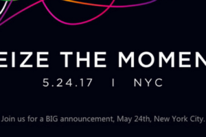 "DJI Event am 24. Mai 2017 ""Seize the Moment"""