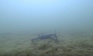 Video: DJI Mavic Pro Wasserrettung