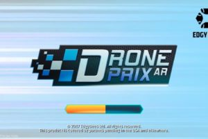 Edgybees Drone Prix AR App – Augmented Reality Game